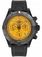 Breitling Avenger Hurricane 45 Cobra Yellow Men's Watch XB0180E41I1W1