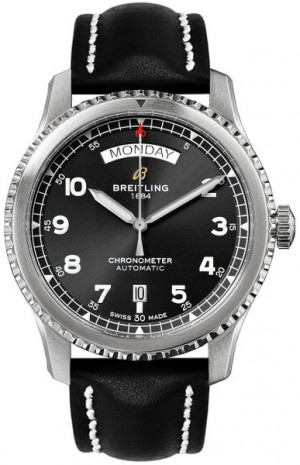 Breitling Aviator 8 Automatic Day & Date 41 A45330101B1X1