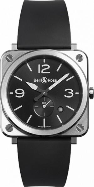 Bell & Ross Aviation Instruments BRS-BLC-ST
