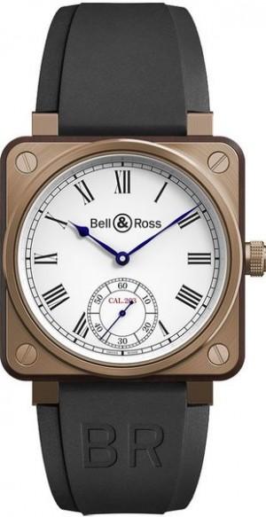 Bell & Ross Aviation Instruments BR01-CM-203-SRB