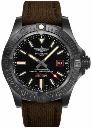 Breitling Avenger Blackbird 44 V1731110/BD74-108W