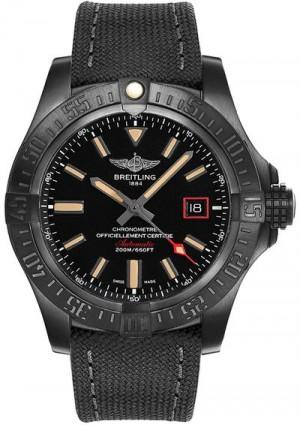 Breitling Avenger Blackbird 44 Men's Watch V17311101B1W1