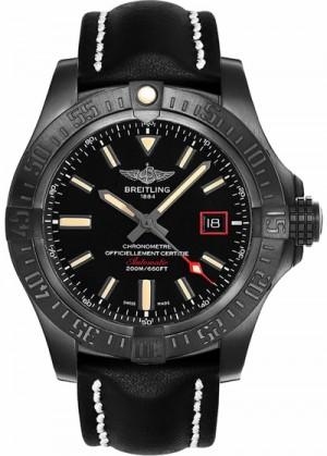 Breitling Avenger Blackbird 44 Men's Watch V1731110/BD74-435X
