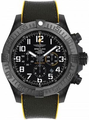 Breitling Avenger Hurricane Volcano Black Dial Men's Watch XB0170E4/BF29-257S