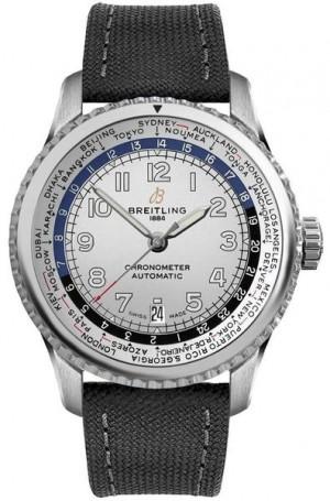Breitling Aviator 8 Automatic Unitime Men's Watch AB3521U0/G838-100W