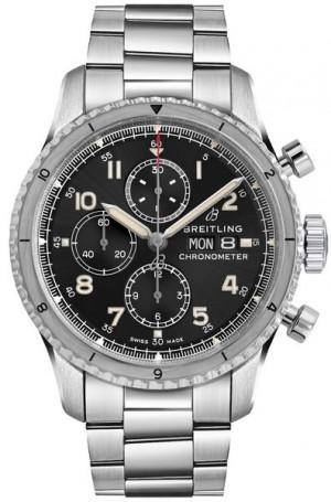 Breitling Aviator 8 Chronograph 43 Men's Watch A13316101B1A1