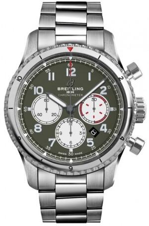 Breitling Aviator 8 Curtiss Warhawk Men's Watch AB01192A1L1A1