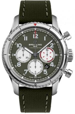 Breitling Aviator 8 Curtiss Warhawk Men's Watch AB01192A1L1X2