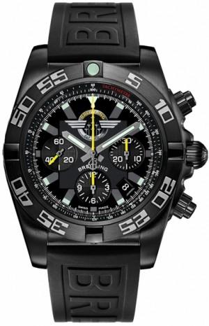 Breitling Chronomat 44 Blacksteel MB01109L/BD48-152S