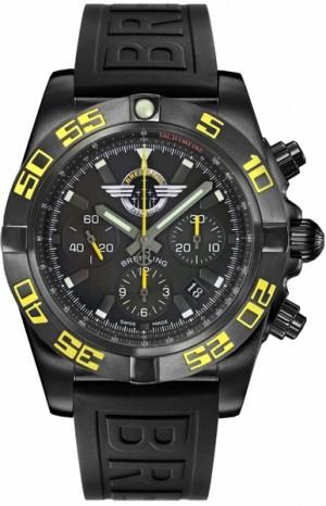 Breitling Chronomat 44 Blacksteel MB01109P/BD48-153S