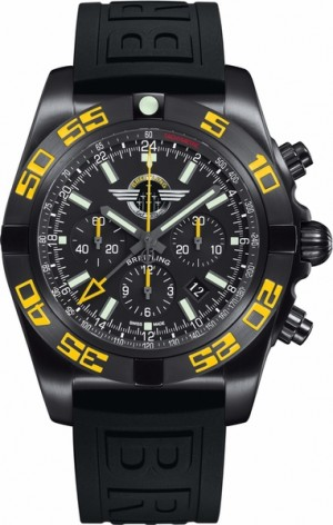 Breitling Chronomat GMT MB04108P/BD76-155S