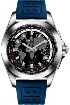 Breitling Galactic Unitime Caliber B35 Men's Watch WB3510U4/BD94-158S