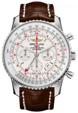 Breitling Navitimer GMT Chronograph Men's Watch AB044121/G783-757P