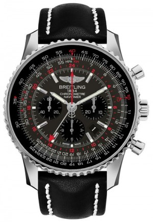 Breitling Navitimer GMT Limited Edition Men's Watch AB04413A/F573-442X