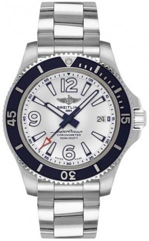 Breitling Superocean 42 Men's Watch A17366D81A1A1