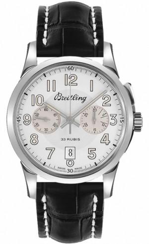 Breitling Transocean Chronograph 1915 Men's Watch AB141112/G799-743P