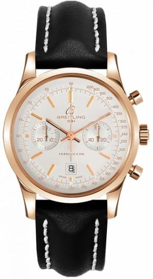 Breitling Transocean Chronograph 38 Luxury Watch R4131012/G758-428X