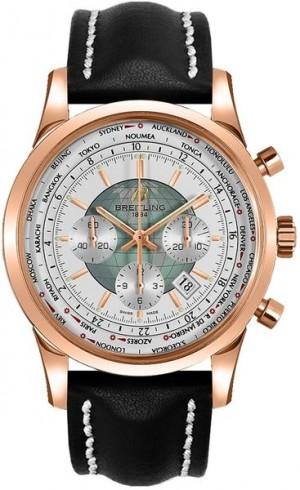 Breitling Transocean Unitime Men's Watch RB0510U0/A733-442X