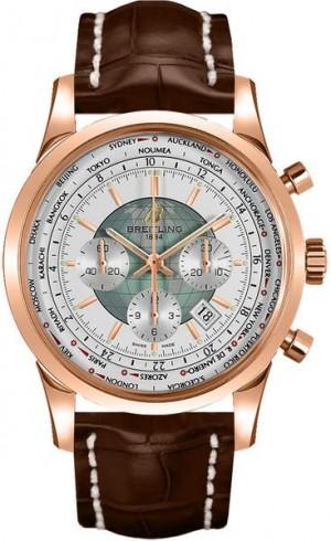 Breitling Transocean Unitime Men's Watch RB0510U0/A733-757P