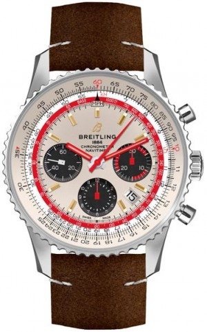 Breitling Navitimer 43MM TWA Special Edition Men's Watch AB01219A1G1X1