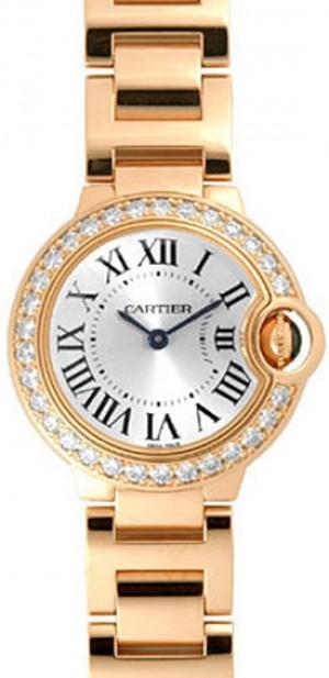 Cartier Ballon Bleu WE9002Z3