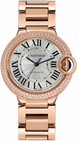 Cartier Ballon Bleu WE9005Z3