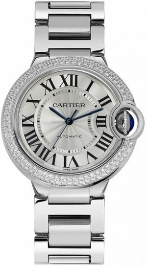 Cartier Ballon Bleu WE9006Z3