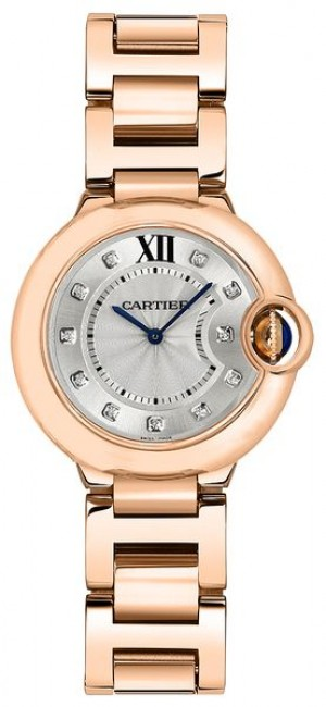 Cartier Ballon Bleu Women's Watch WE902025