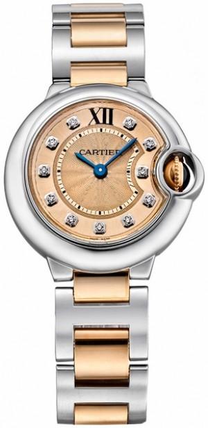 Cartier Ballon Bleu WE902052