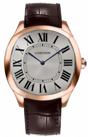 Cartier Drive de Cartier Extra-Flat Luxury Watch WGNM0006
