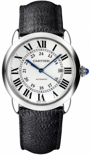 Cartier Ronde Solo Calibre 049 Men's Dress Watch WSRN0022