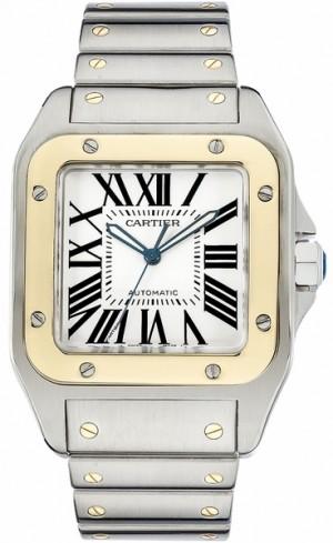 Cartier Santos 100 W200728G