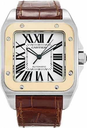 Cartier Santos 100 W20072X7
