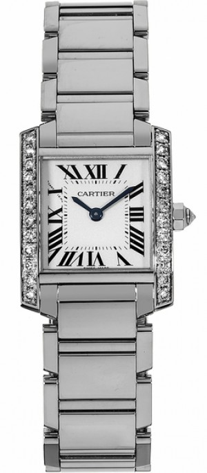 Cartier Tank Francaise WE1002S3