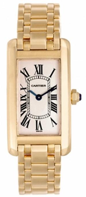 Cartier Tank Americaine W26015K2