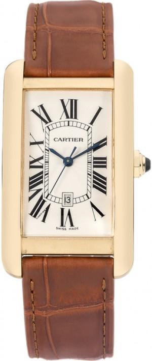 Cartier Tank Americaine W2603156