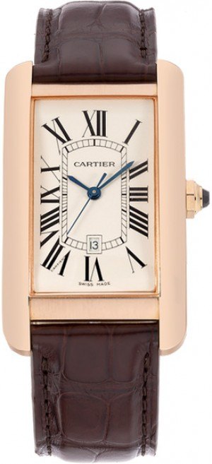 Cartier Tank Americaine W2609156