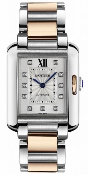 Cartier Tank Anglaise Medium Women's Watch WT100025