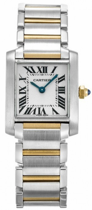 Cartier Tank Francaise W51007Q4