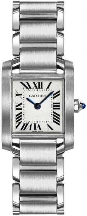 Cartier Tank Francaise Petite Women's Watch W51008Q3