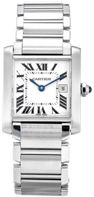 Cartier Tank Francaise W51011Q3