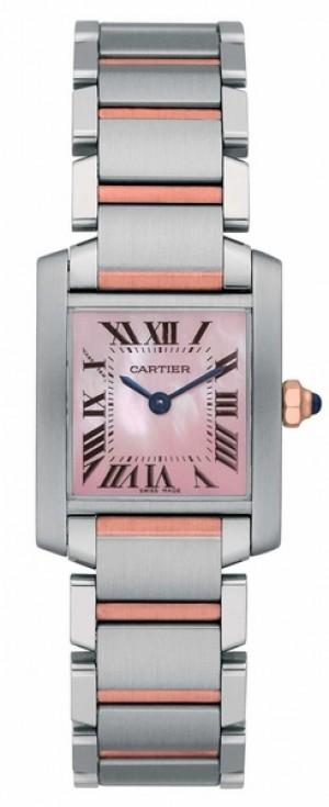 Cartier Tank Francaise W51027Q4