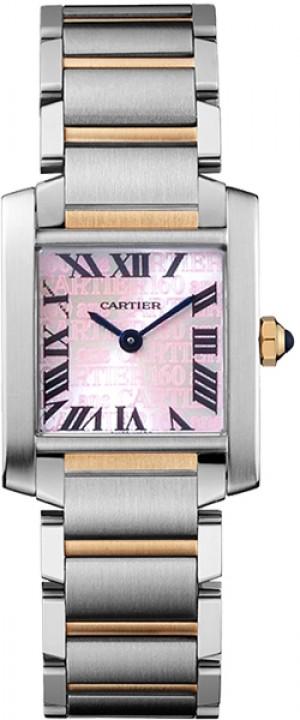 Cartier Tank Francaise W51036Q4