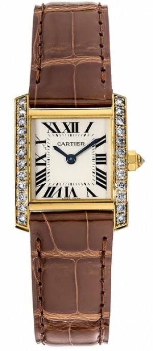 Cartier Tank Francaise WE100131