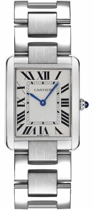 Cartier Tank Solo Small Model Luxury Watch W5200013