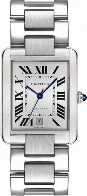 Cartier Tank Solo Men's Automatic Luxury Watch W5200028
