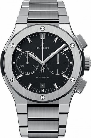 Hublot Classic Fusion Chronograph 45MM Men's Watch 520.NX.1170.NX