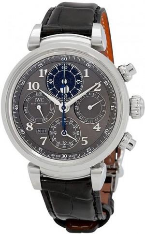 IWC Da Vinci Perpetual Calendar Chronograph 43MM Men's Watch IW392103