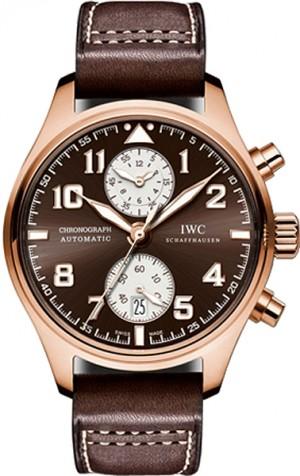 IWC Pilot's Chronograph Edition Antoine De Saint Exupery IW387805