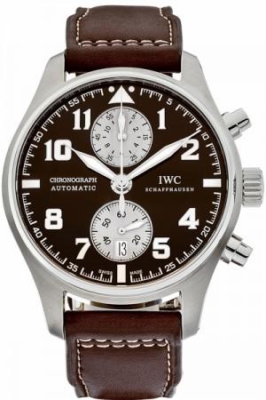 IWC Pilots Chronograph Edition Antoine De Saint Exupery IW387806